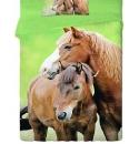 Povlečení s koňmi
